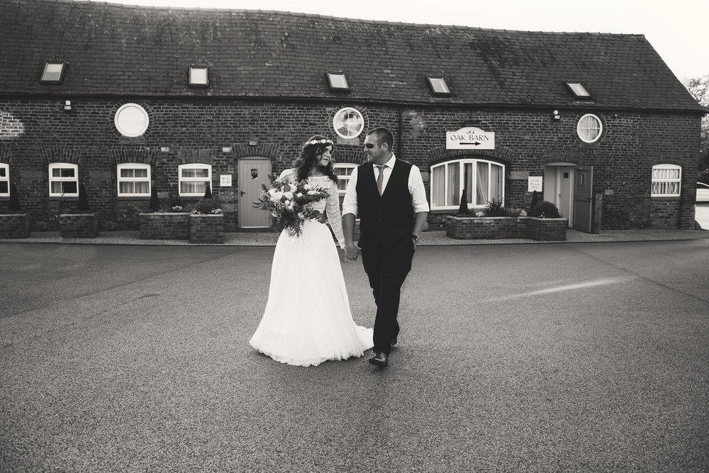 barn wedding photography leeds