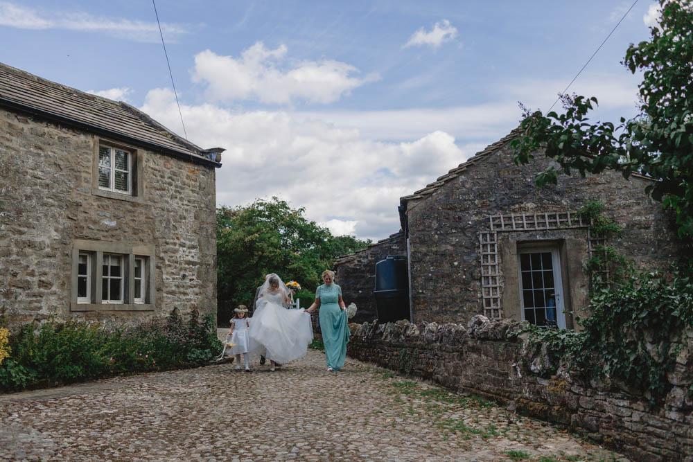 wedding bridal prep