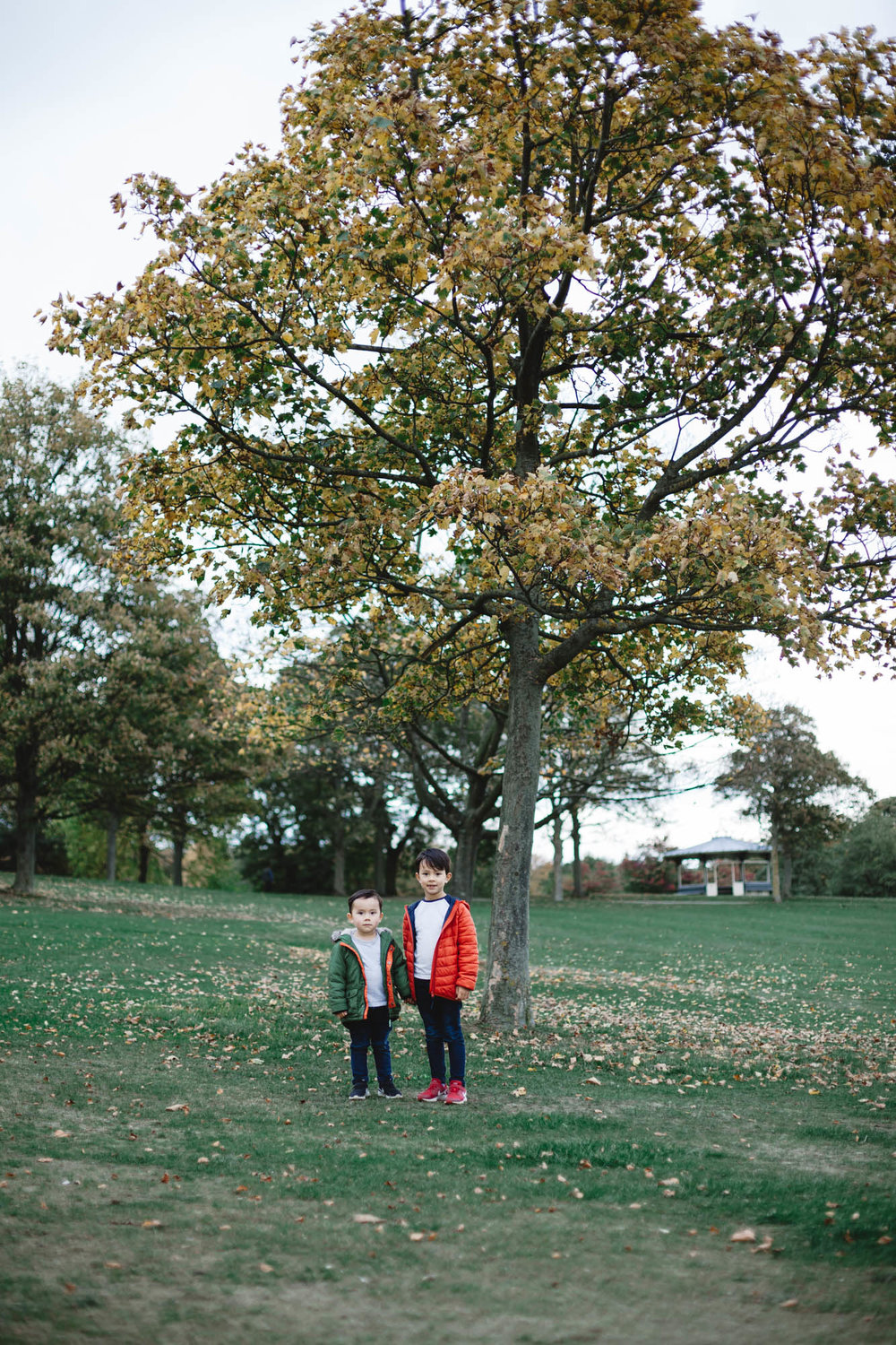 Roundhay Park portrait by Leeds Photographer