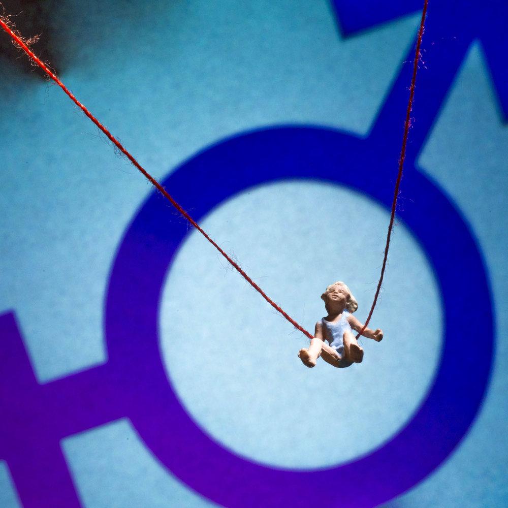 Wie gehe ich mit einem intersexuellen Kind um?