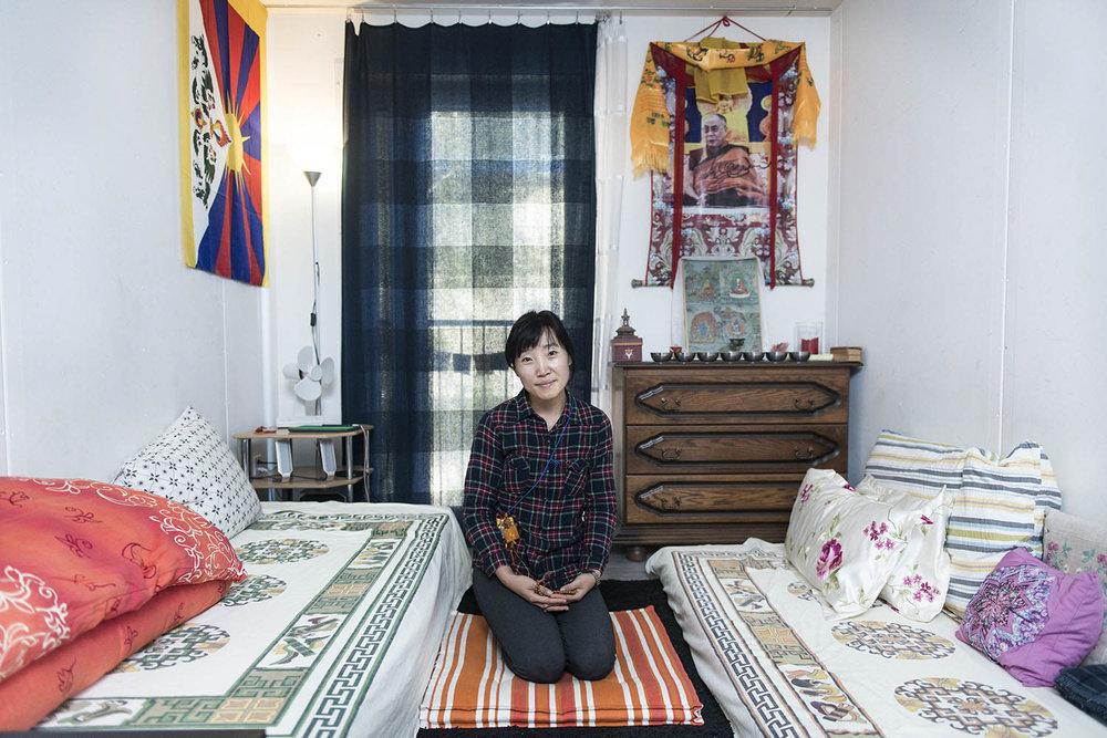 Tashi Yarlotsang aus Tibet