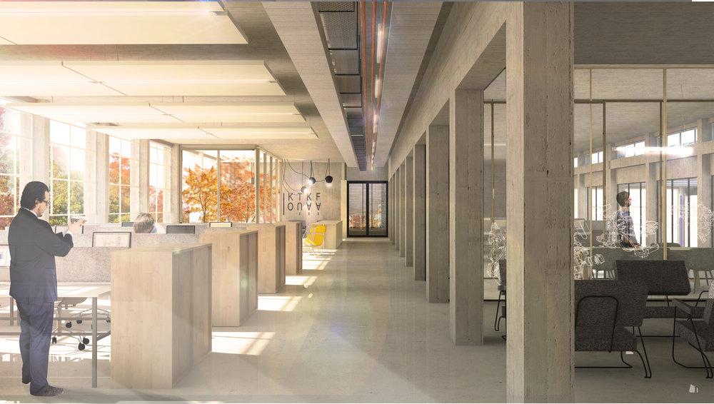Interior design TQ Atelier van Berlo