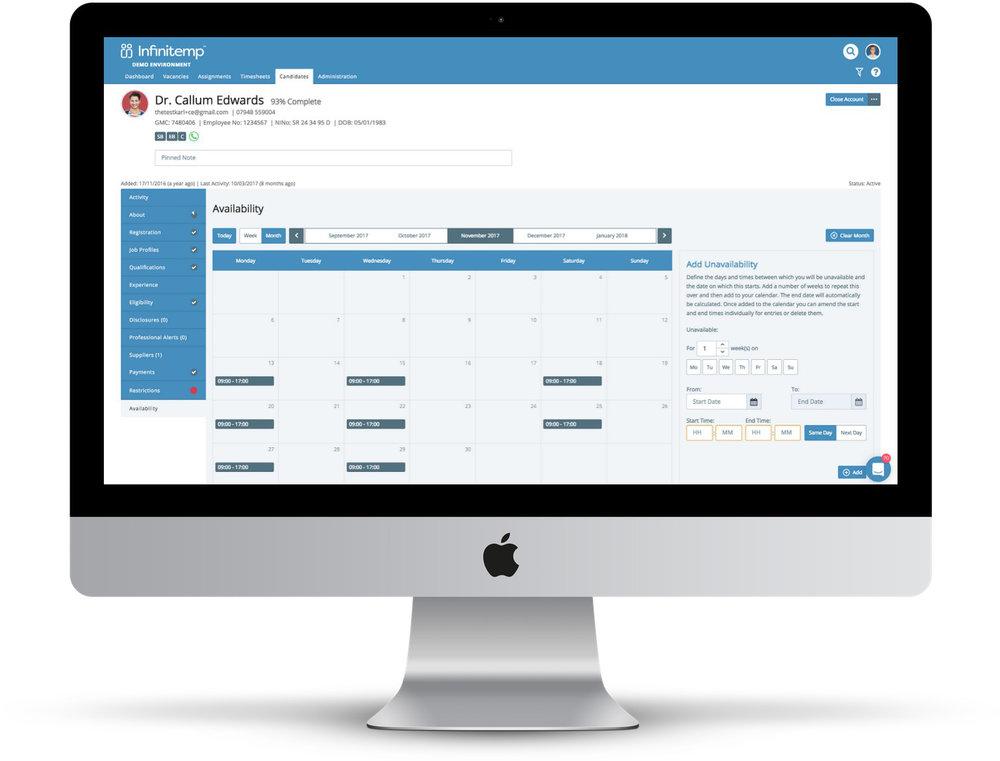Infinitemp Candidate Profile - Availability.jpeg