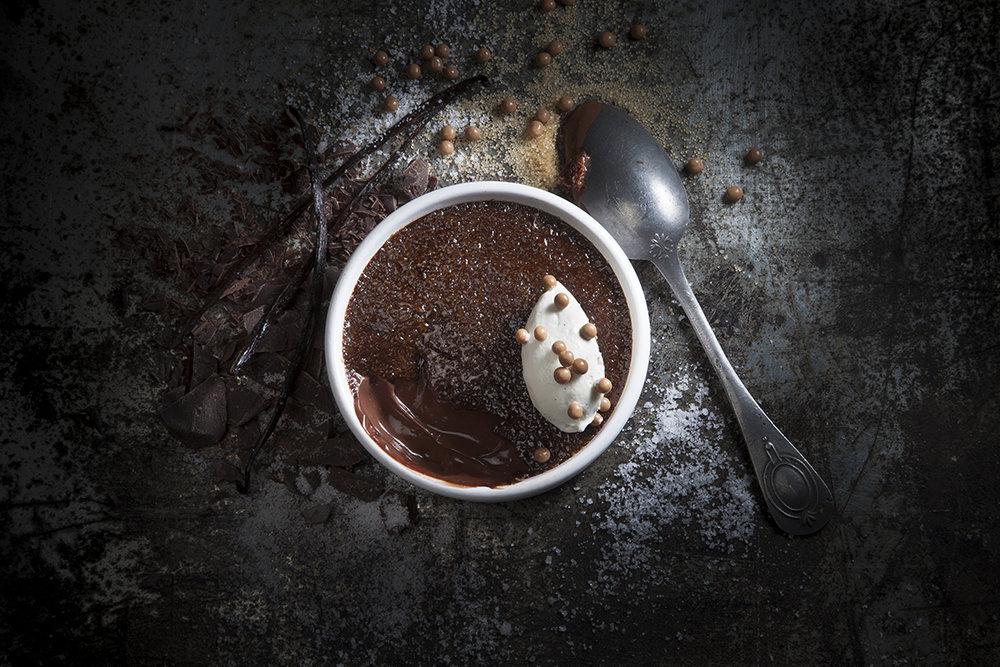 Dark Crème Caramel