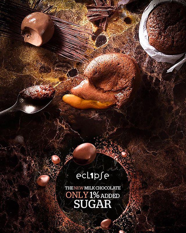 Ecl1pse Callebaut  #callebaut #chocolate #callebautchocolate #milkchocolate #photography #foodphotography