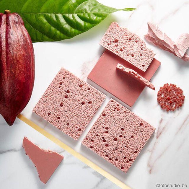Callebaut Ruby  #ruby #callebautchocolate #photography #chocolate #foodphotography #callebaut