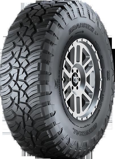 Tyres   GENERAL Grabber X3 Mud Terrain Tyres
