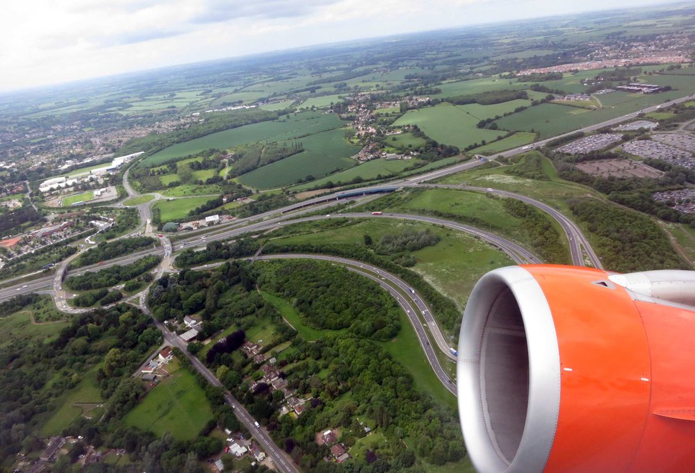 London Stansted to Tallinn
