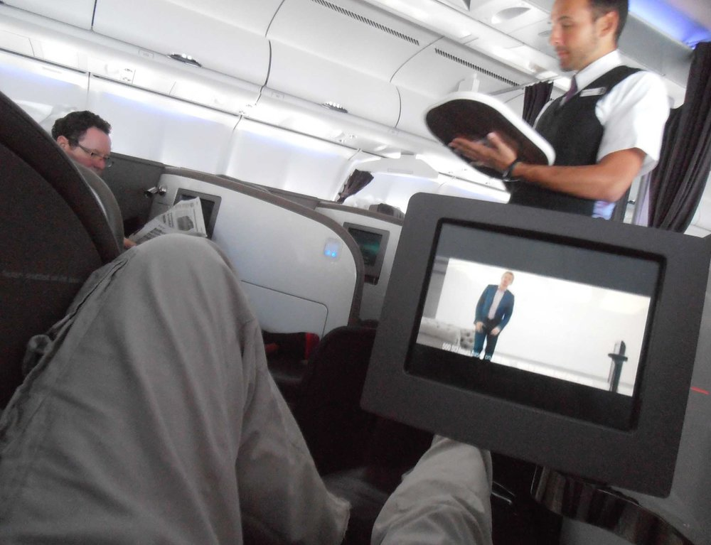 London to Tokyo