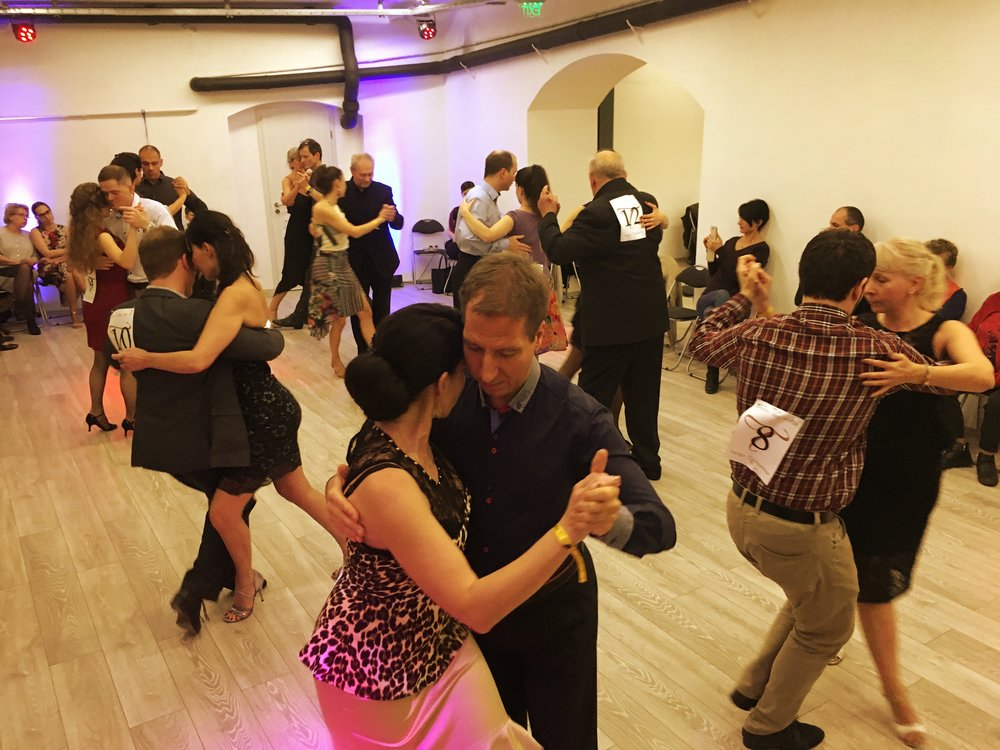 IV. Budapest Jack and Jill Tango Competition, The semi-final, Art's Harmony Studio, 08.12.2017.