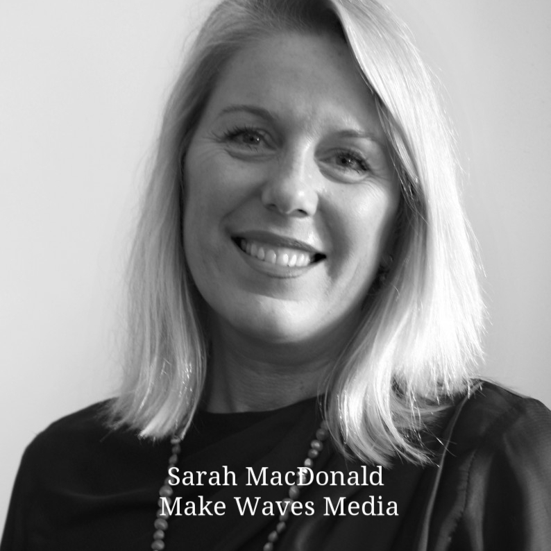 Sarah MacDonald - Make Media