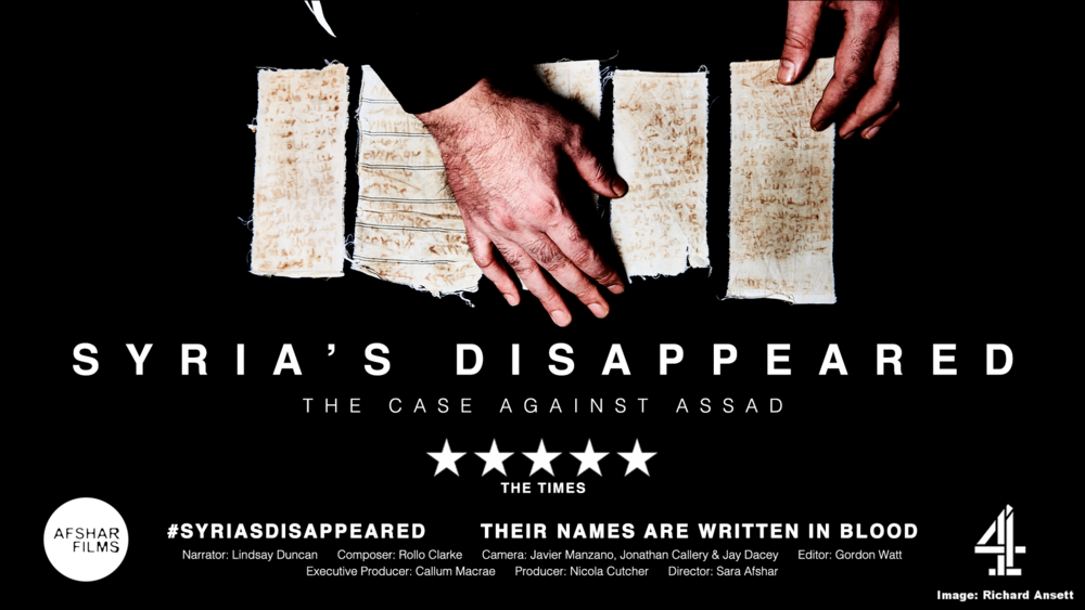 Syria Disappeared Poster TRAILER TIMES.png