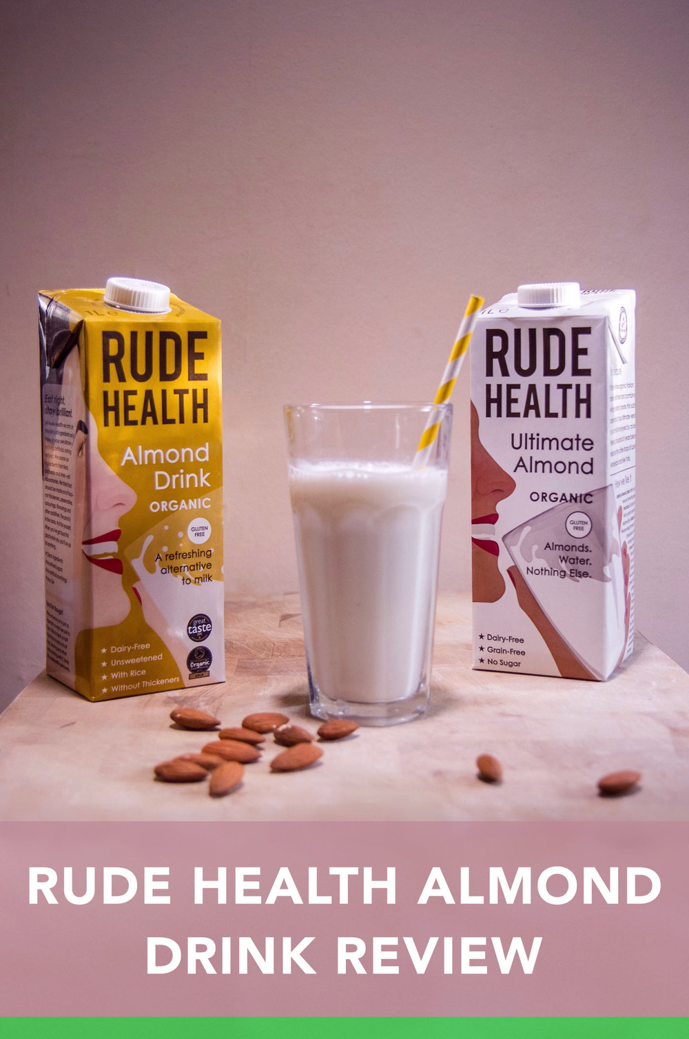 rude health almond drink review