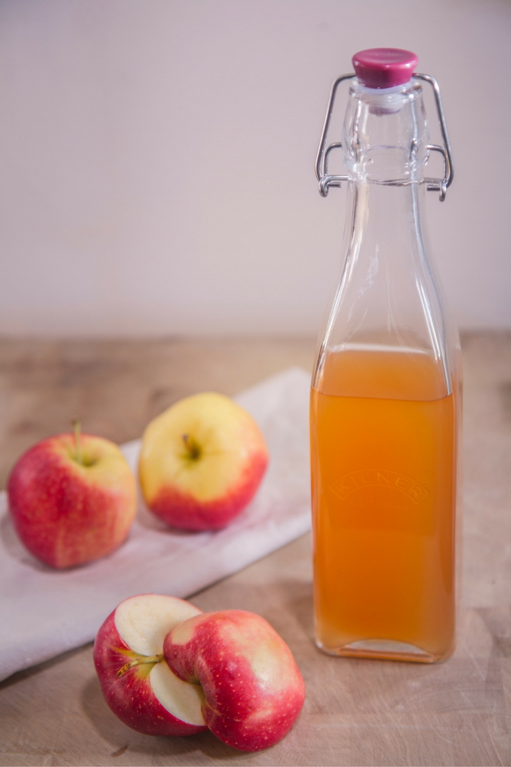 top 9 benefits of apple cider vinegar