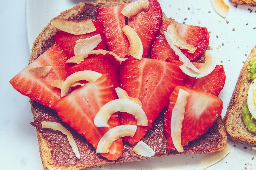 breakfast ideas avocado toast