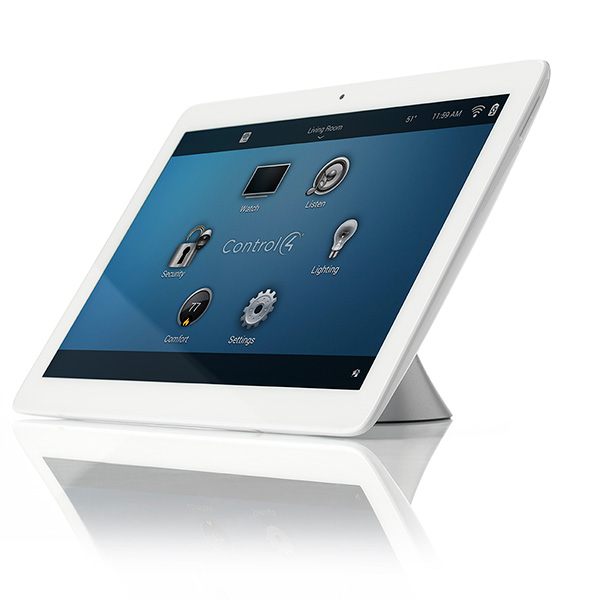 Control4 T3 Tabletop Touch Screen