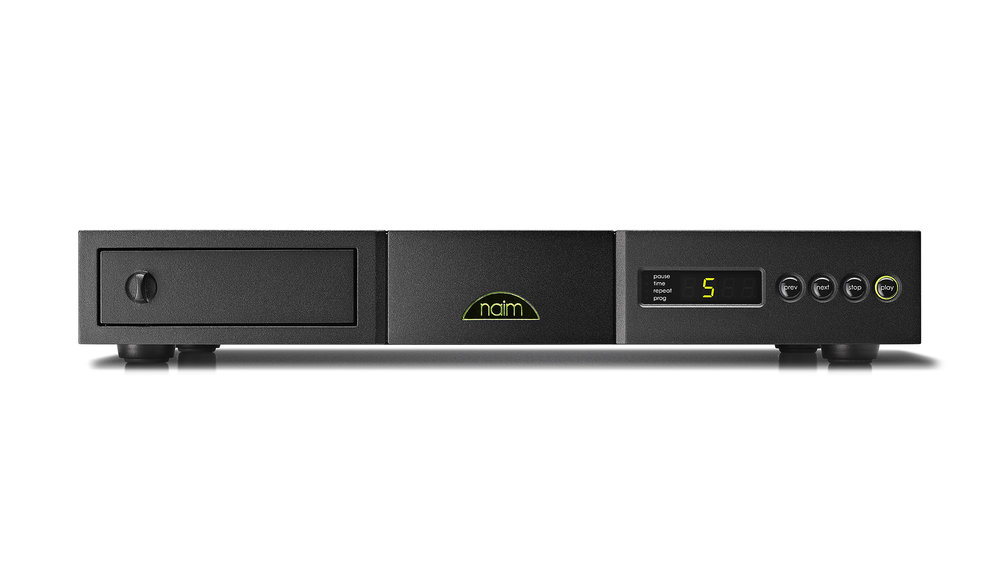 Naim CD5 si CD Player in Winnipeg at Creative Audio (front)