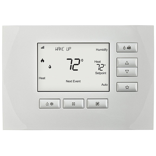 Control4 Wireless Thermostat by Aprilaire