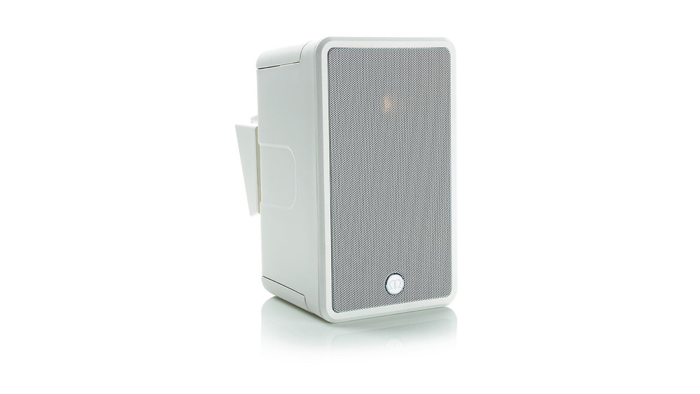 Monitor Audio Climate 50 Outdoor Speakers at Creative Audio in Winnipeg (white)
