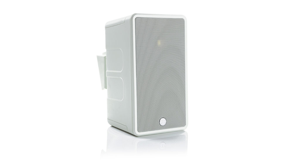 Monitor Audio Climate 60 Outdoor Speakers at Creative Audio in Winnipeg (white)