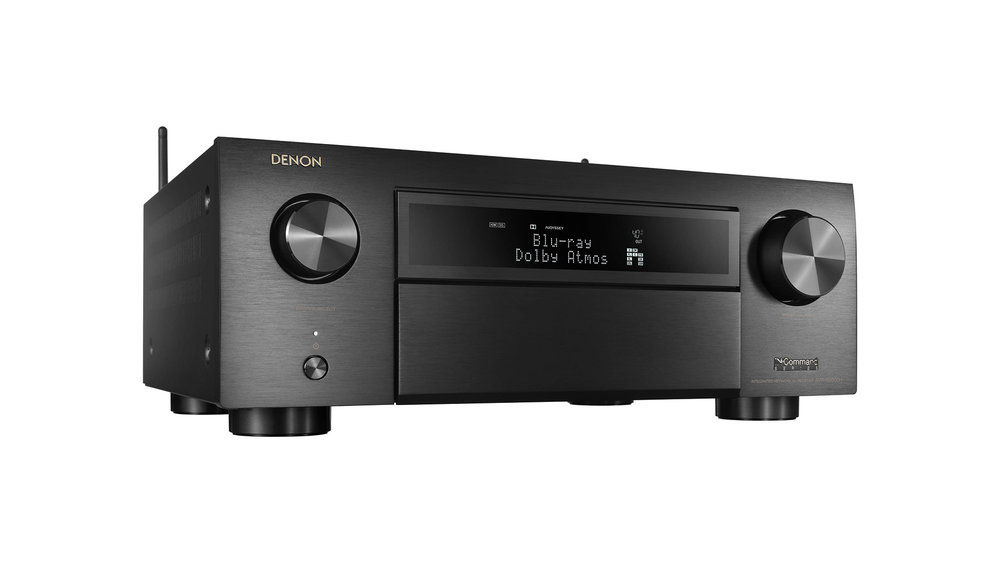 Denon AVR-X6500H AV Surround Receiver (Front) in Winnipeg at Creative Audio