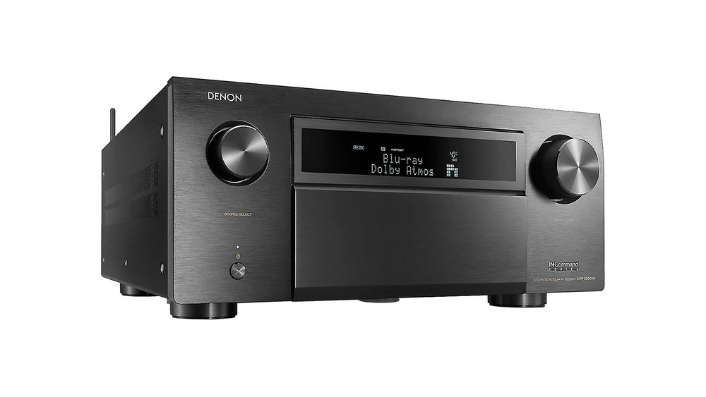 Denon AVR-X8500H AV Surround Receiver (Black) at Creative Audio in Winnipeg