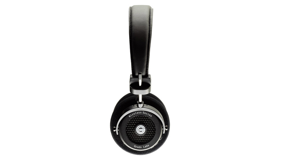 Grado GW100 Wireless Headphones (side view) in Winnipeg at Creative Audio