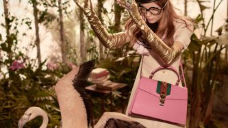 Gucci Pre-fall 16 Campaign – Alessandro Michele – Photography Glen Luchford