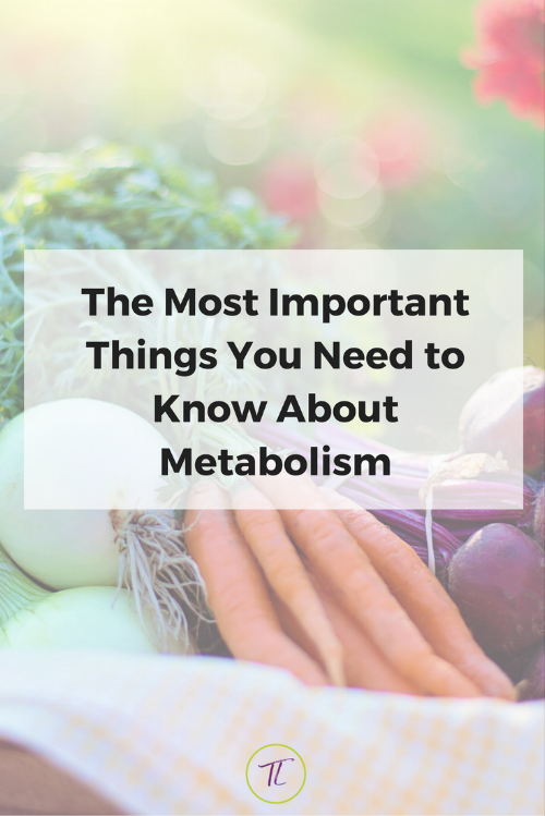 what is metabolism, what affects it and how can you use that to your advantage?  Click here to find out the most important things you need to know about metabolism.