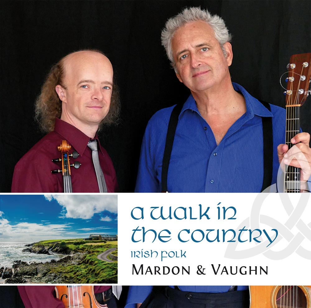 New CD! A Walk in the Country  - To order, contact us:  € 15 per CD + € 2 postage in the EU