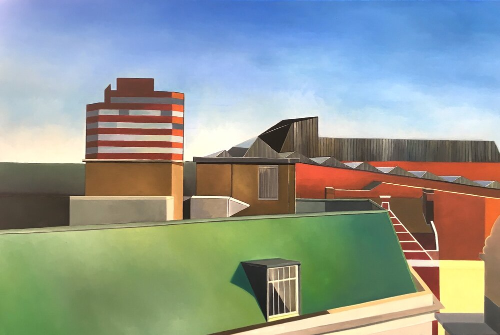 Brixton roofs