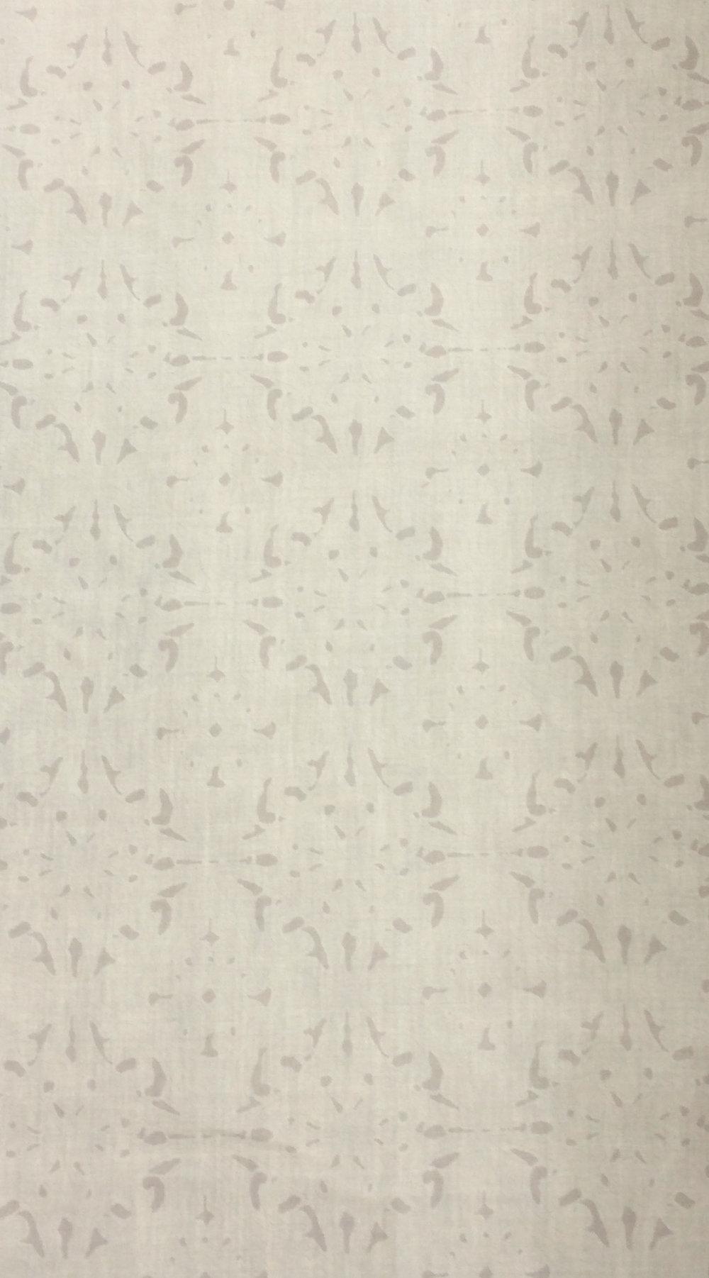 """Pattern: Medium Diamond Batik                      10 7/8"""" repeat"""