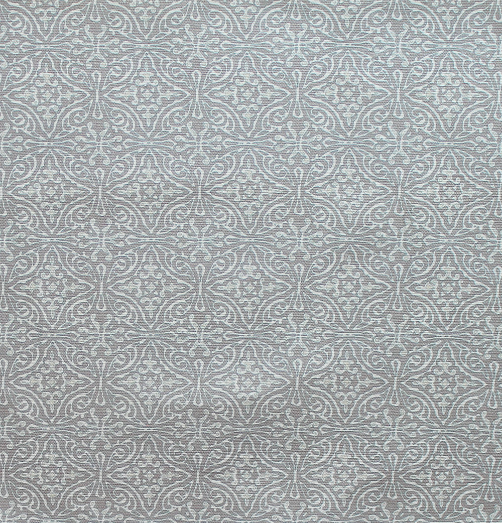 Small Diamond Batik: Grey