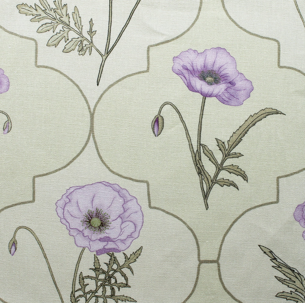 Arabesque Poppy: Lilac