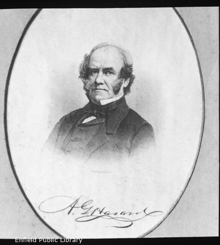 Col. Augustus G. Hazard