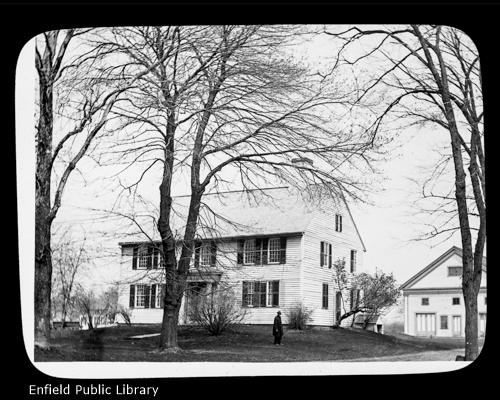 Pierce Home - Enfield St.