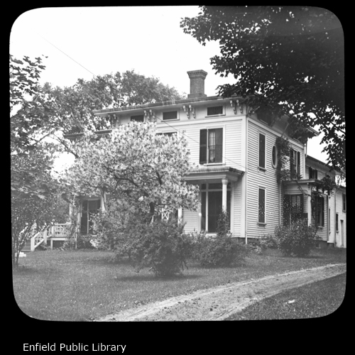 Strickland Home - Enfield St.