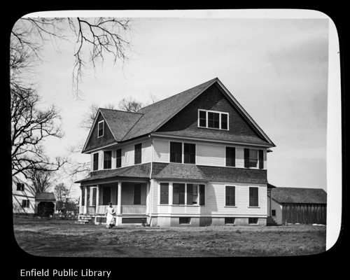 Abbe Home - Enfield St.