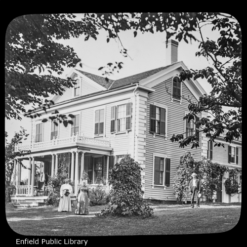 Whitney Home - Enfield St.