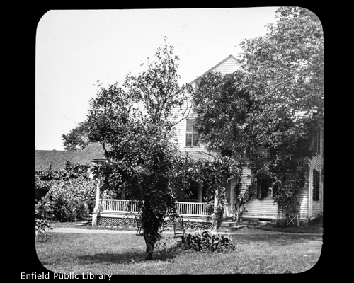 Horace King Home - Enfield St.