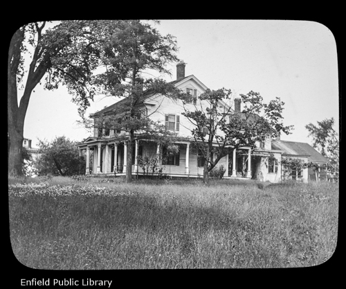 Henry Brainerd Home - Enfield St.