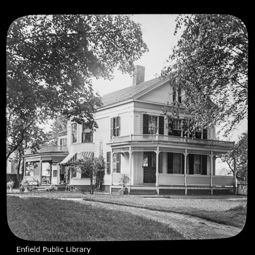 Robert King Home - Enfield St.
