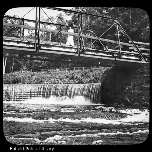 Dam and Bridge in Hazardville