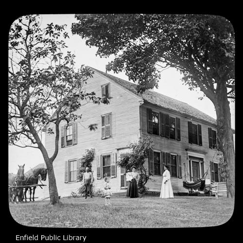 Frances Allen Home