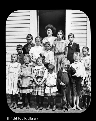Weymouth Schoolhouse Students