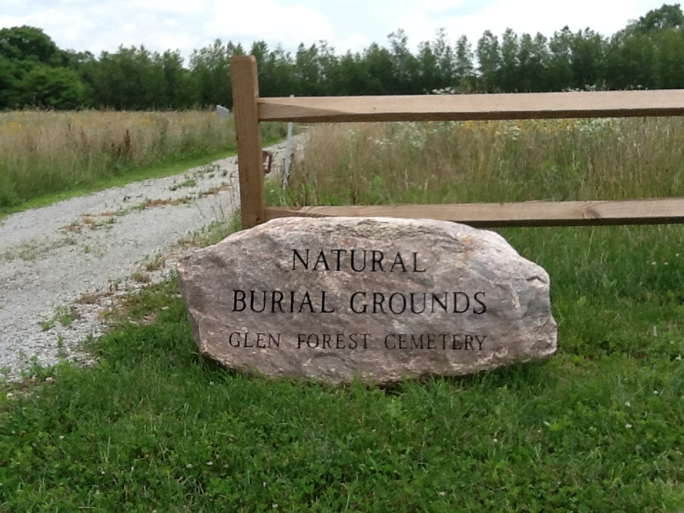 Ohio: Glen Forest Natural Burial Area