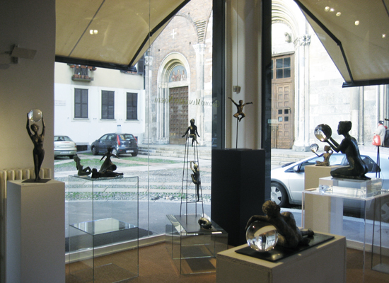 Spazio Manoukian , Milan, 2010