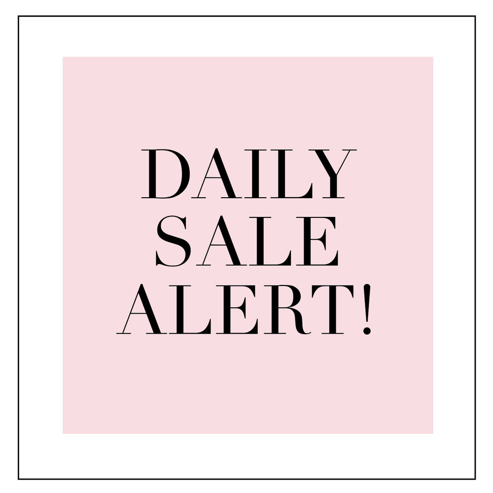 Daily Sales Alert