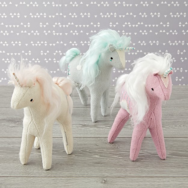 $10 OFF UNICORNS - SET OF 3