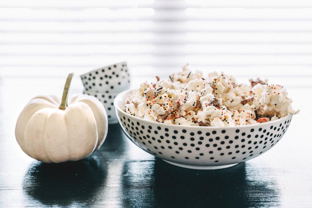 Festive Fall Snacks